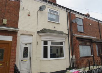 Thumbnail 2 bedroom terraced house for sale in Cedar Grove, Estcourt Street, Hull