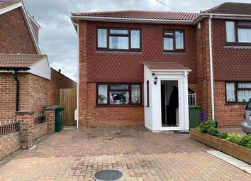 Thumbnail 2 bed semi-detached house to rent in Everest Road, Stanwell, Staines