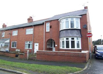 Thumbnail 3 bed terraced house for sale in Spring Ville, East Sleekburn, Bedlington