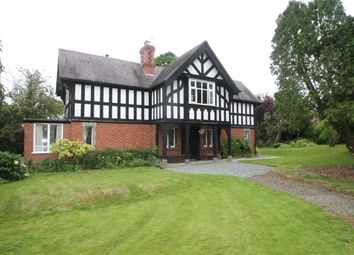Thumbnail 6 bed detached house to rent in Shrewsbury Road, Pontesbury, Shrewsbury