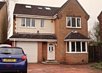 Thumbnail 5 bed detached house to rent in Chilham Close, Hemel Hempstead