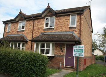 Thumbnail 3 bedroom semi-detached house for sale in The Signals, Feniton, Honiton