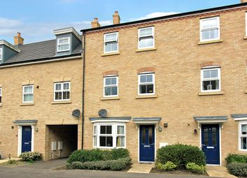 Thumbnail 4 bed town house for sale in Mitchcroft Road, Longstanton, Cambridge