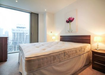 Thumbnail 3 bed flat to rent in Landmark Apartment, Canary Wharf