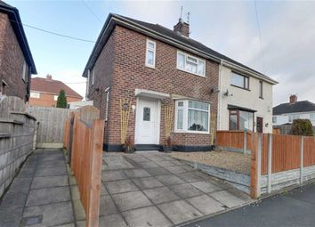 Thumbnail Semi-detached house for sale in Almond Grove, Blurton, Stoke-On-Trent