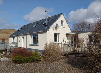 Thumbnail 5 bedroom detached house for sale in Portree Road, Dunvegan, Isle Of Skye