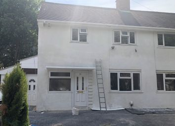 Thumbnail 3 bedroom semi-detached house to rent in Gower Street, Walsall, West Midlands