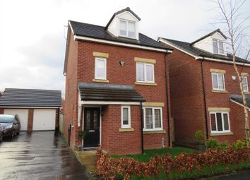 Thumbnail 4 bed detached house for sale in Apple Tree Way, Rochdale