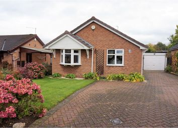 Thumbnail 3 bed detached bungalow for sale in Knights Meadow, Winsford