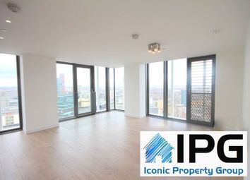 Thumbnail 2 bed flat to rent in Stratosphere, Stratford, London