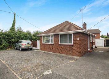 Thumbnail 3 bed detached bungalow for sale in Bridge Road, Wickford, Essex