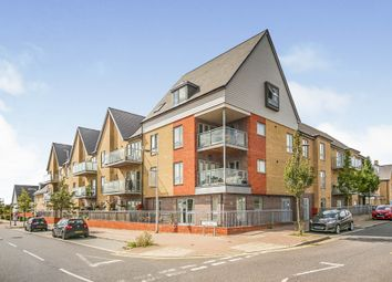 Thumbnail 2 bed flat for sale in Repton Avenue, Ashford