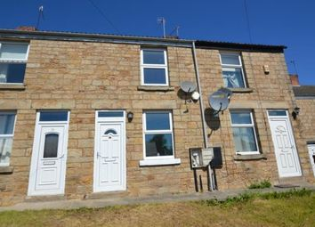 Thumbnail 2 bed terraced house for sale in High Street, New Whittington, Chesterfield, Derbyshire
