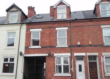 Thumbnail 4 bed terraced house to rent in Trent Road, Sneinton