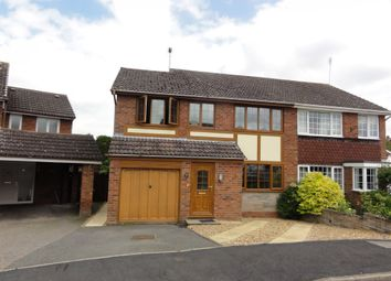 Thumbnail 4 bed semi-detached house to rent in Brookside Gardens, Bishops Wood 9Al