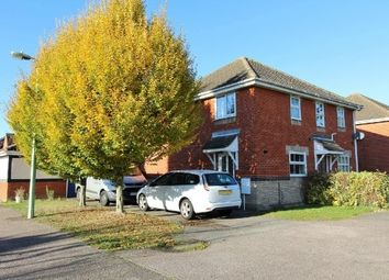 Thumbnail 2 bedroom end terrace house to rent in Largent Grove, Kesgrave, Ipswich