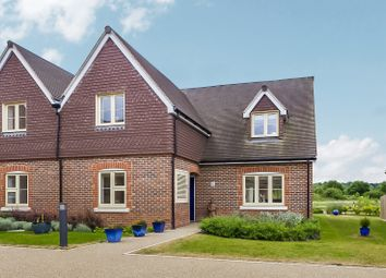 Thumbnail 3 bed semi-detached house for sale in Durrants Drive, Faygate, Horsham