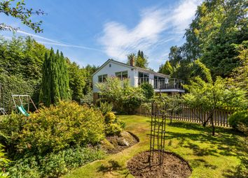 Thumbnail 5 bedroom detached house for sale in Woodhurst Lane, Oxted