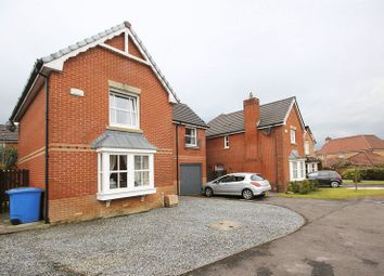 Thumbnail 3 bedroom detached house for sale in Tantallon Gardens, Murieston, Livingston