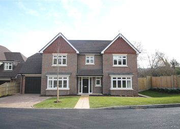 Thumbnail 4 bed detached house for sale in Hornbeam Close, Epsom