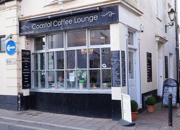 Thumbnail Restaurant/cafe for sale in 45 Fore Street, Sidmouth