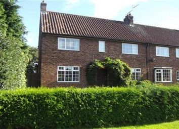 Thumbnail 3 bedroom semi-detached house to rent in Crossfield Crescent, Fulford, York