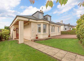 Thumbnail 5 bedroom detached bungalow for sale in 32 Carfrae Park, Blackhall, Edinburgh