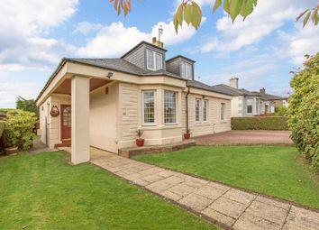 Thumbnail 5 bed detached bungalow for sale in 32 Carfrae Park, Blackhall, Edinburgh