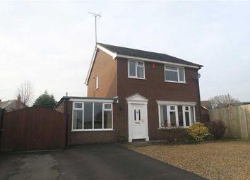 Thumbnail 4 bed detached house for sale in Chapel Lane, Kingsley Holt, Stoke-On-Trent