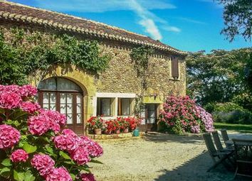 Thumbnail 7 bed property for sale in Loubejac, Dordogne, France