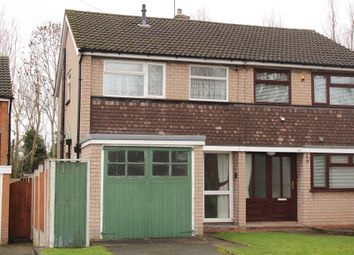 Thumbnail 3 bed semi-detached house for sale in High Street, Princes End, Tipton