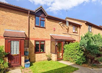 Thumbnail 2 bed terraced house for sale in Hazelwood Park Close, Chigwell, Essex