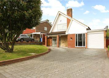 Thumbnail 3 bedroom detached house for sale in Hemwood Road, Windsor, Berkshire