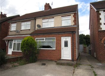 Thumbnail 3 bed semi-detached house to rent in Southwell Road East, Rainworth, Nottinghamshire