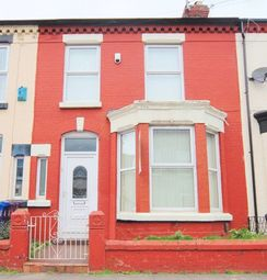 Thumbnail 3 bed terraced house for sale in Brookdale Road, Wavertree, Liverpool