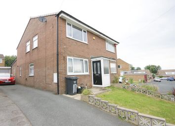 3 bed semi-detached house for sale in Foxcroft Drive, Brighouse HD6
