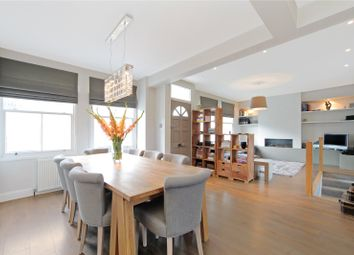 Thumbnail 2 bed flat for sale in Cranbury Road, Fulham