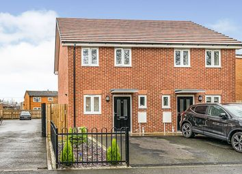 Thumbnail Semi-detached house for sale in Churchyard Road, Tipton, West Midlands