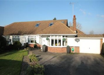 Thumbnail 3 bed semi-detached bungalow for sale in Great Tattenhams, Epsom