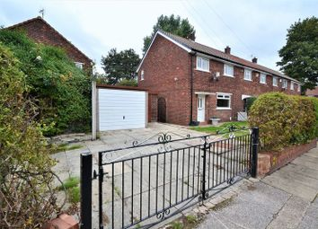 Thumbnail 3 bed semi-detached house to rent in Brereton Road, Eccles, Manchester