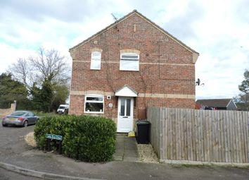 Thumbnail 3 bed semi-detached house for sale in Bancroft Lane, Soham, Soham