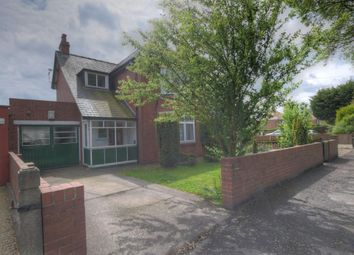 Thumbnail 3 bed detached house for sale in Marton Road, Bridlington