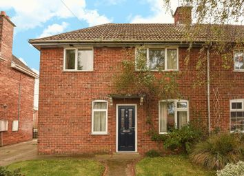 Thumbnail 3 bed end terrace house for sale in Saxton Road, Abingdon