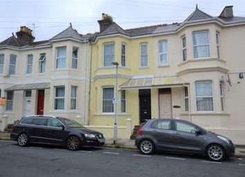 Thumbnail 5 bedroom terraced house for sale in Eton Place, Plymouth, Devon