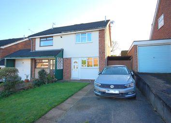 Thumbnail 2 bed semi-detached house for sale in Elm Tree Avenue, Kilburn, Belper