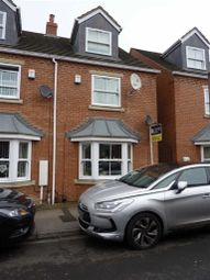 Thumbnail 3 bed town house for sale in Robey Court, Robey Street, Lincoln