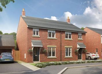 Thumbnail 3 bed property for sale in Brunel Rise, Miles East, Didcot, Oxfordshire