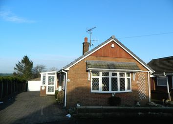 Thumbnail 2 bed detached bungalow to rent in Highfields Avenue, Cheadle