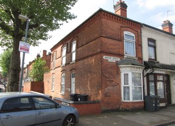 Thumbnail 3 bed end terrace house to rent in Medlicott Road, Sparkbrook, Birmingham