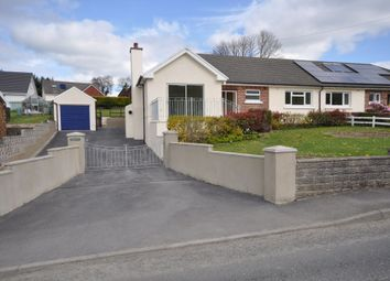 Thumbnail 3 bed semi-detached bungalow for sale in Tegfan, Meidrim, Carmarthen
